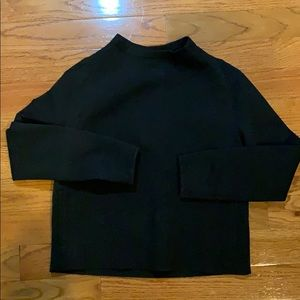 Lululemon scuba mockneck sweatshirt 10